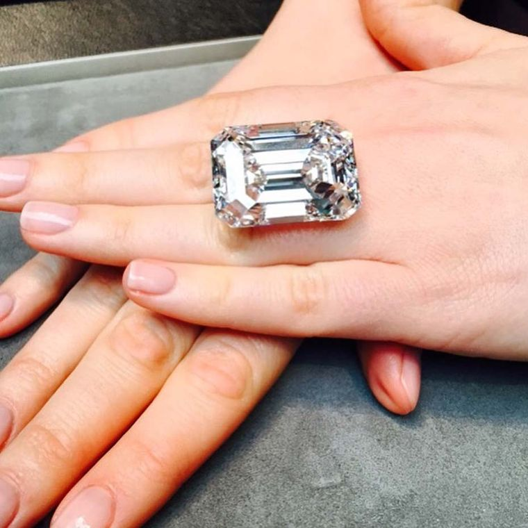 Sothebys To Sell Flawless 100 Carat Diamond That Has All