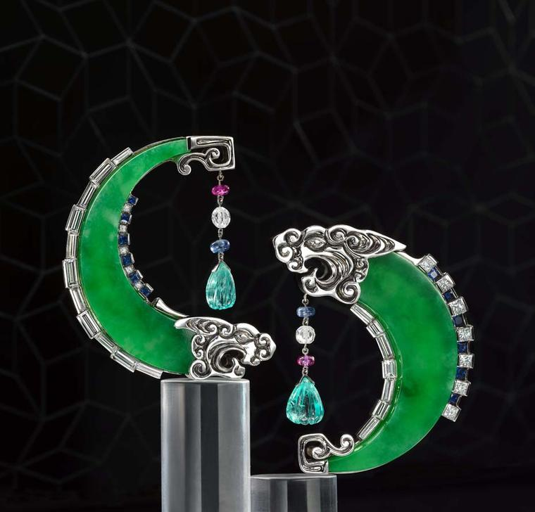 Jadeite jewellery: the transluscent gem that is revered in Chinese society