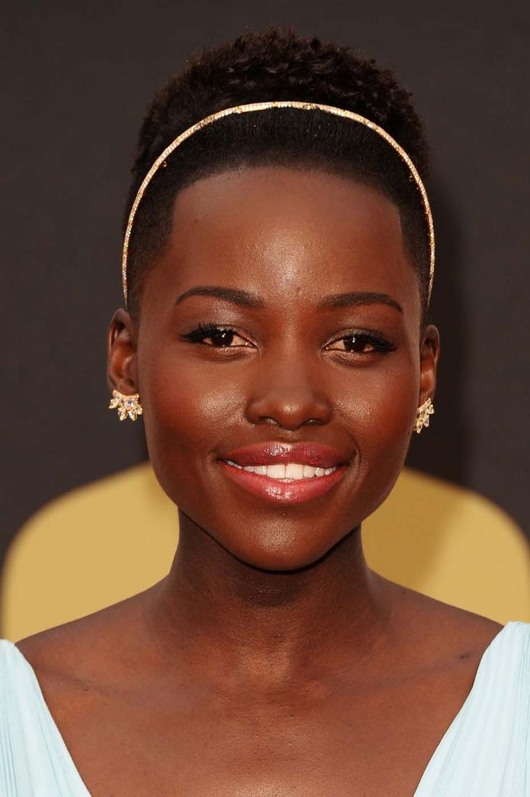 At the 2014 Oscars, actress Lupita Nyong'o wore a pair of crescent-shaped Fred Leighton earrings created by chief creative officer Rebecca Selva, with a design that was shimmery, soft and with a touch of attitude.