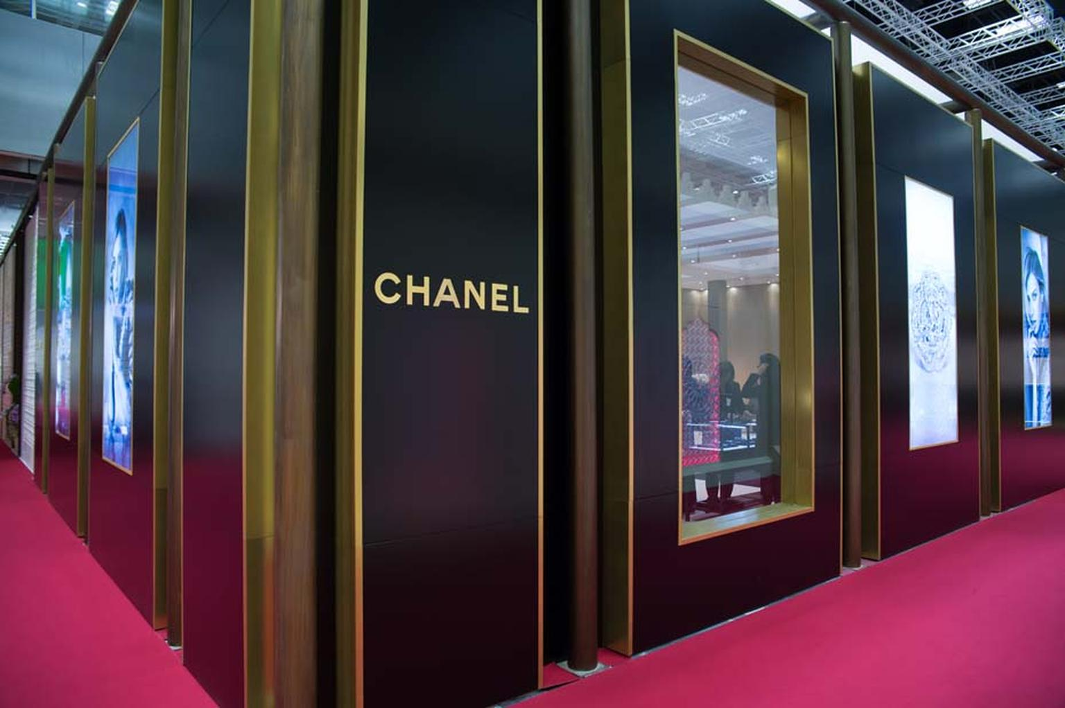 Among the internationally renowned brands that will be exhibiting at the DJWE in Doha is Chanel.