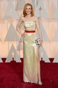 Red carpet jewelry winners at the Oscars 2015