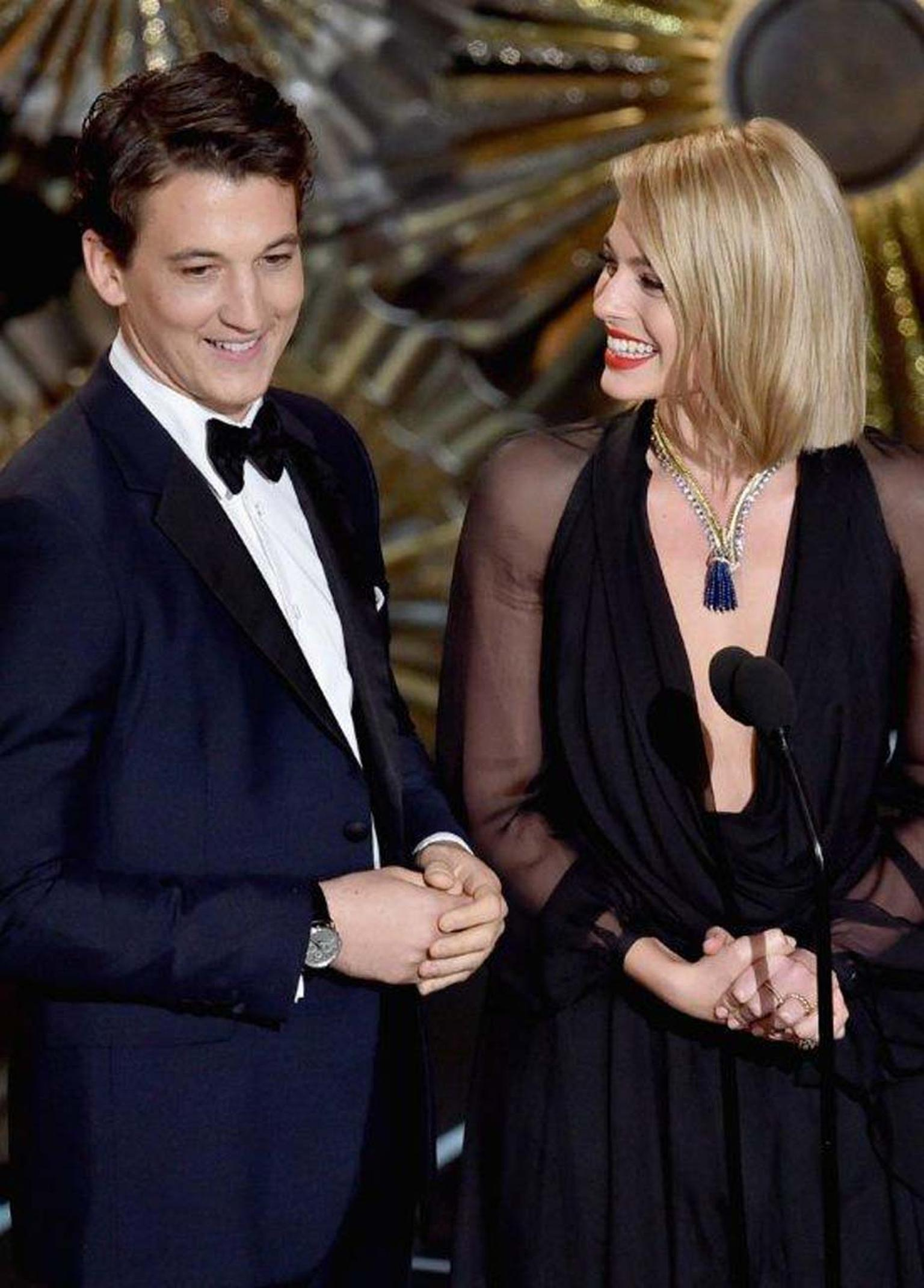 Van Cleef and Arpels_high jewelry_oscars_Margot Robbie_Miles Teller.jpg