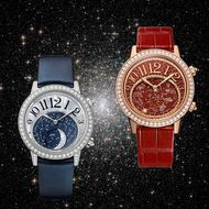 Jaeger-LeCoultre watches: beautiful celestial timepieces