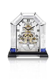 Table clocks strike back as precious objects of artistry