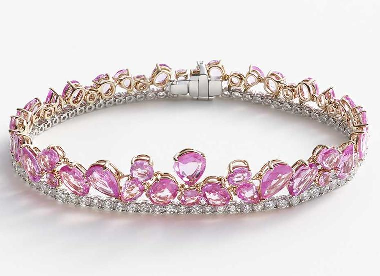 William & Son harnesses the beauty of pink sapphires in new Beneath the Rose collection