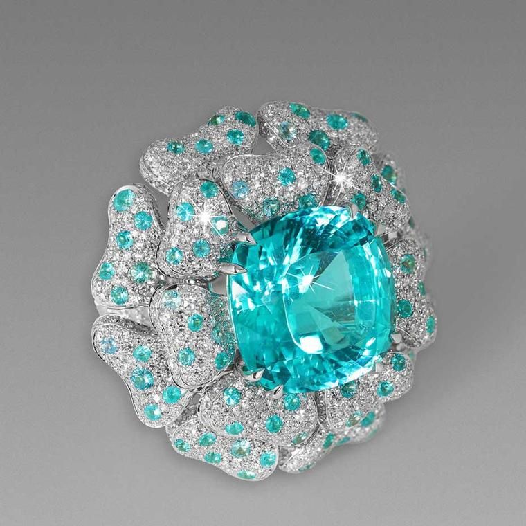 Paraiba tourmalines: an electric story that stretches all the way from Brazil to Africa