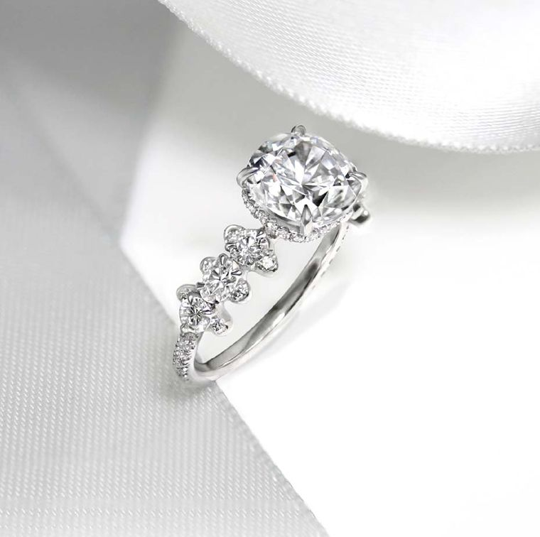Top engagement ring designers UK edition