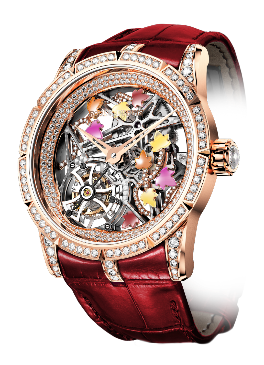 Roger Dubuis watch_Excalibur Creative Skeleton Brocéliande.png