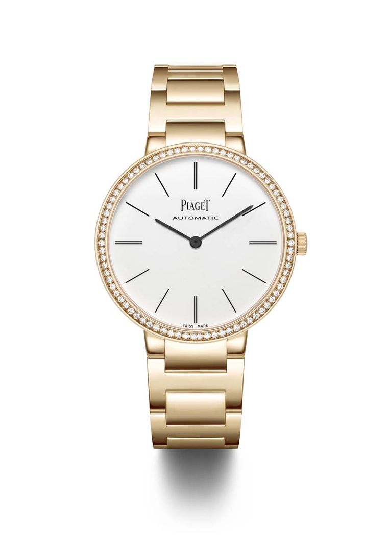 piaget watches the altiplano dress just got dressier