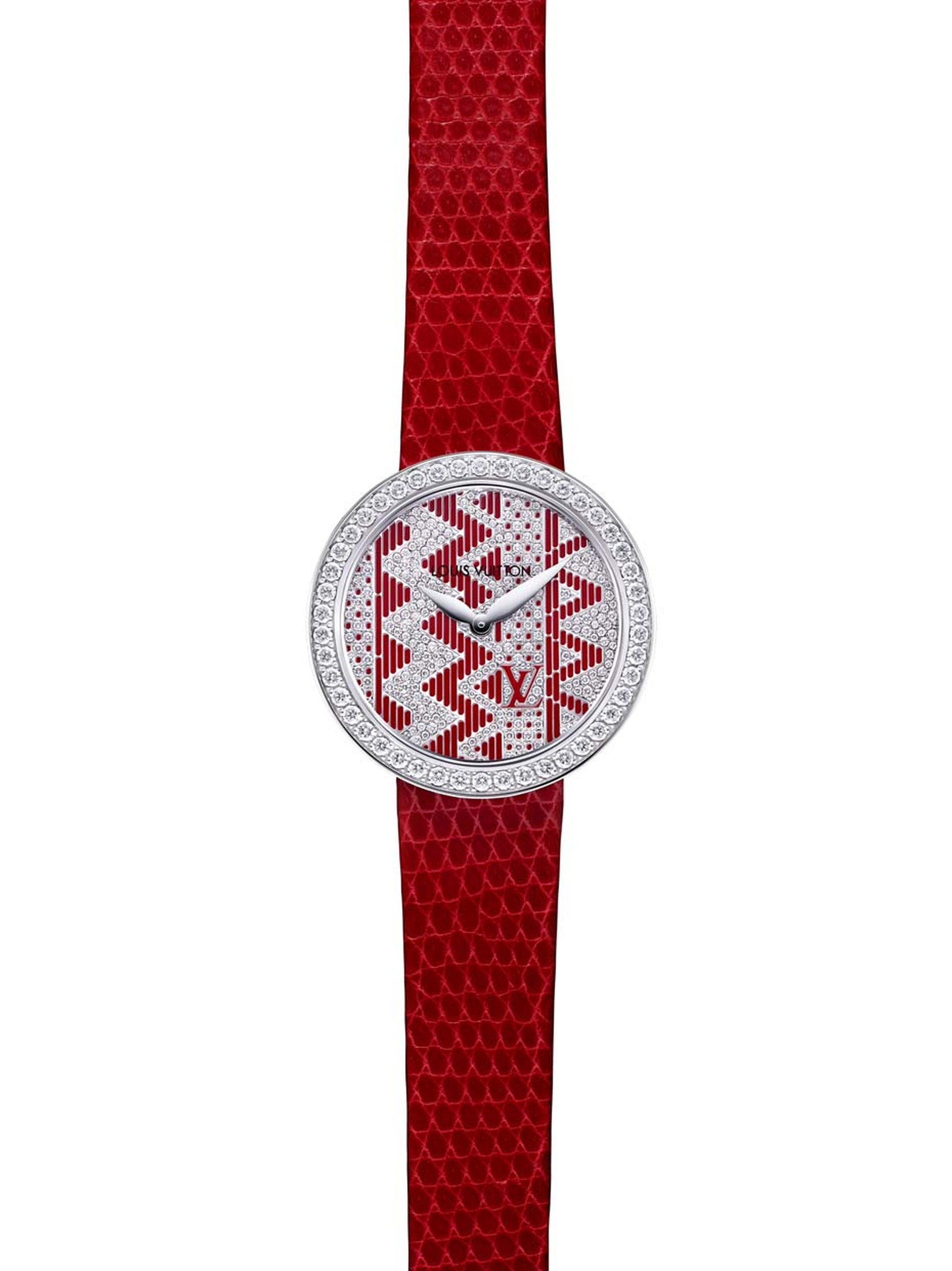 Louis Vuitton watches_Joaillerie Chevron Rouge.jpg