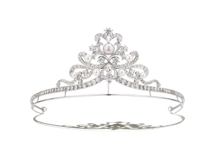 Best bridal tiaras: this year's most fashionable wedding accessory