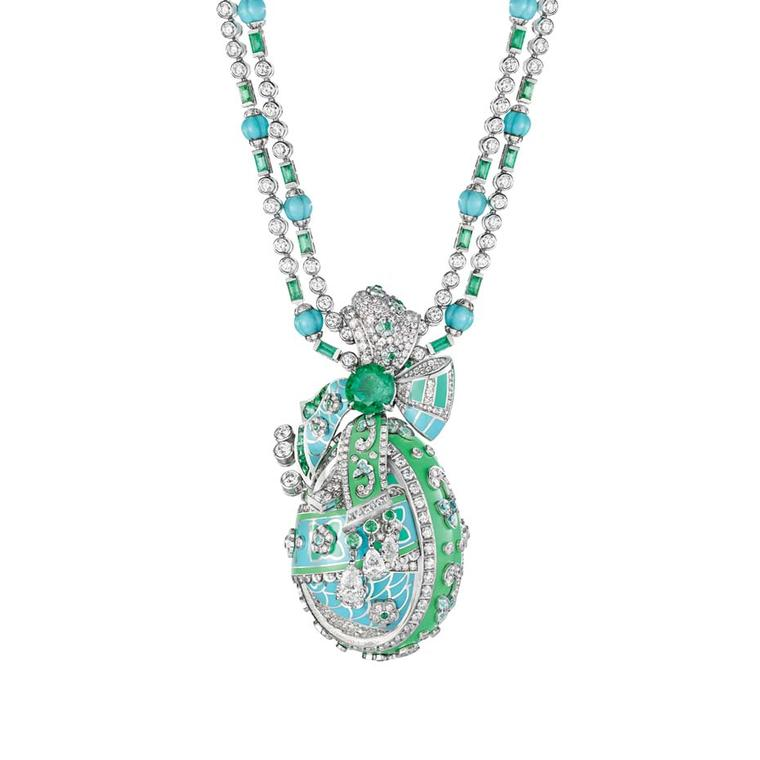 Baselworld 2015: the best high jewellery from Fabergé, Chopard, de GRISOGONO and more