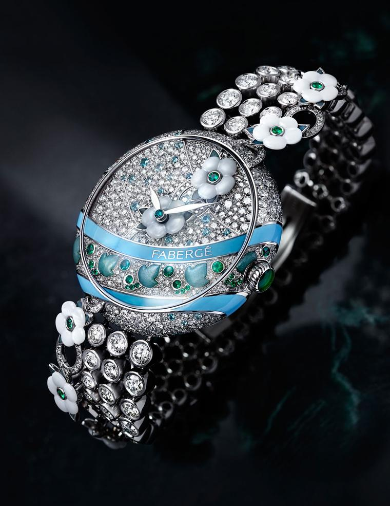 Baselworld watches: imaginative high jewellery ladies' watches