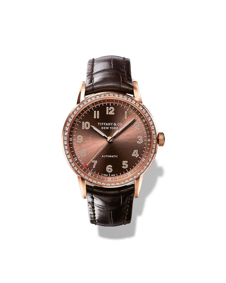 Tiffany watches: the new CT60 collection seeks inspiration from the past
