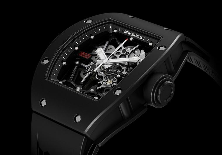 The new Richard Mille Nadal watch