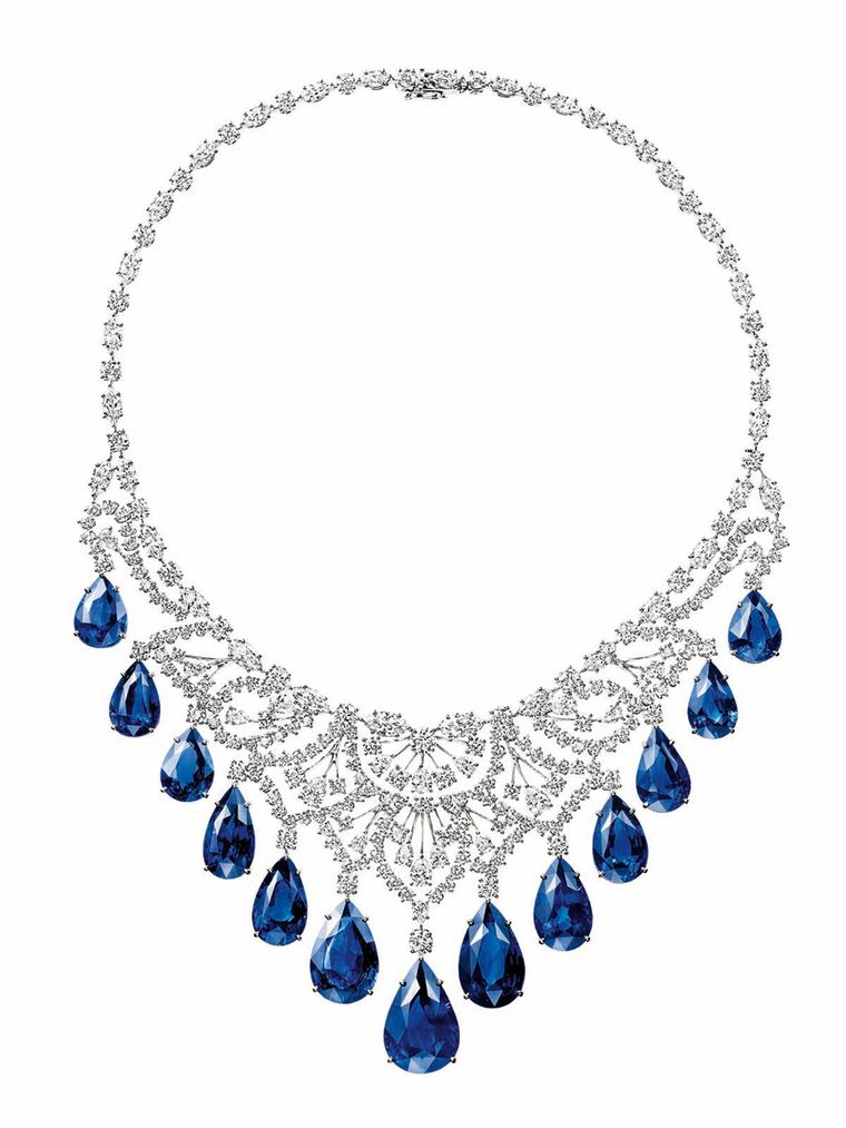 biennale-Harry-Winston-Sapphire_and_Diamond_Cascading_Drop_Necklace