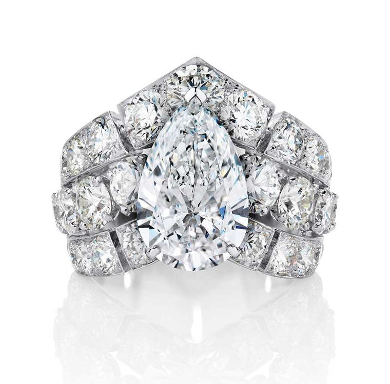 Big engagement rings: the sky's the limit with these incredible diamond engagement rings