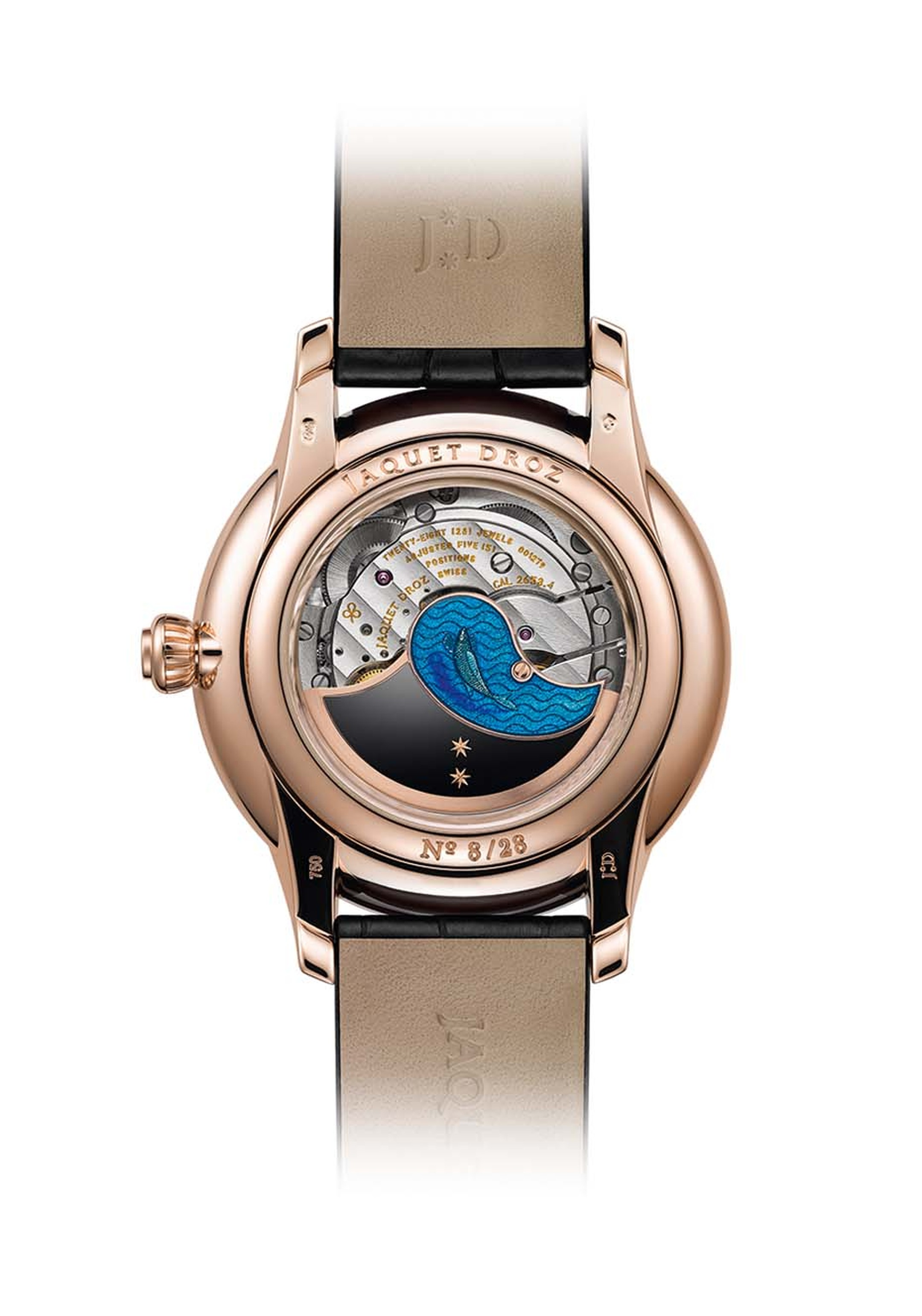 Butterfly and fish watches_Jaquet Droz_Petite Heure minute carps back.jpg