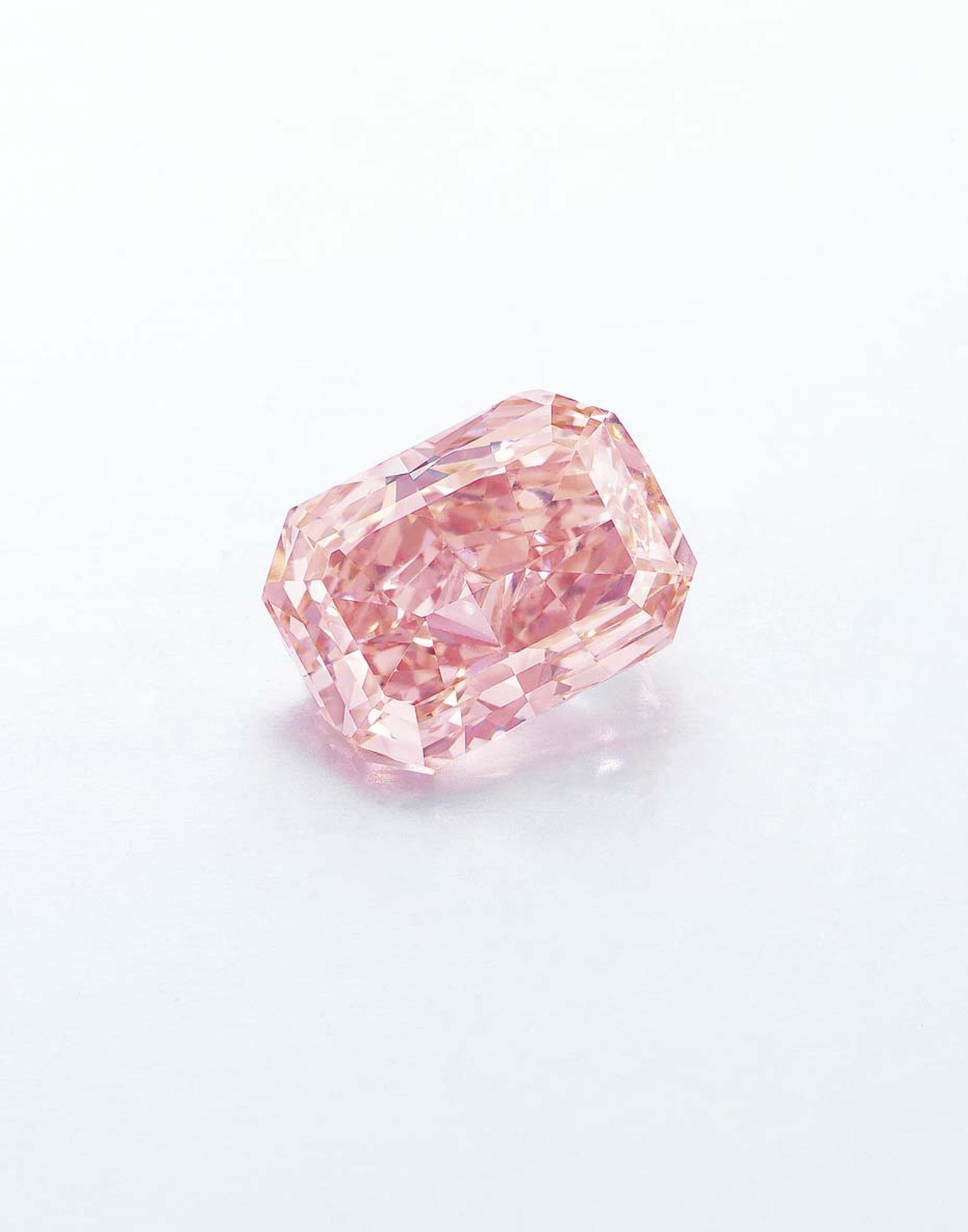 Christie's Magnificent Jewels pink diamond
