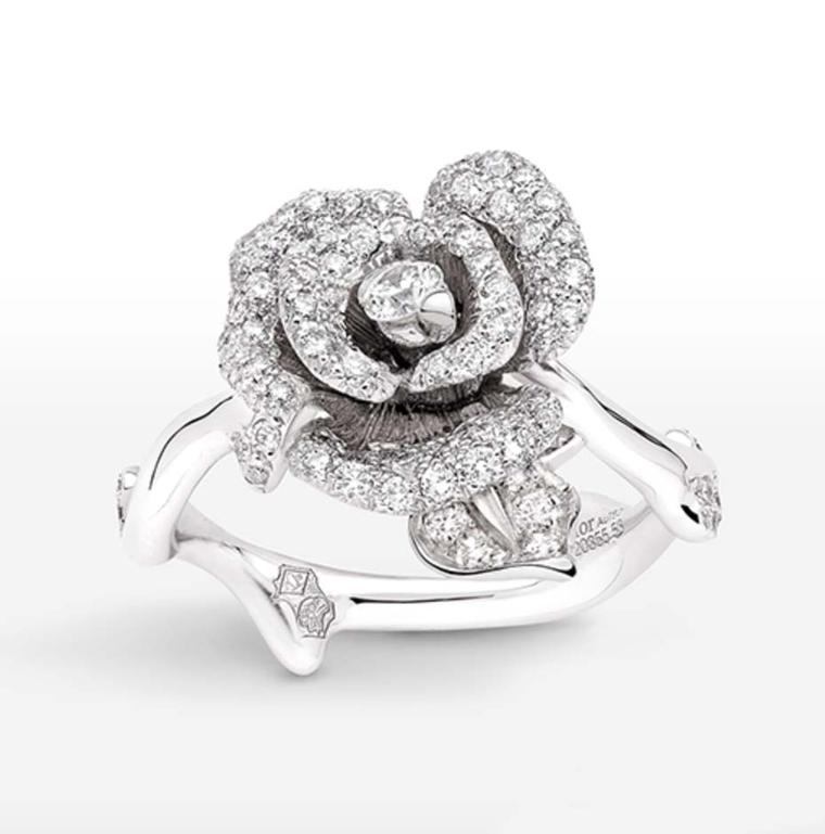 sterling ring flowers botanical floral rings nature image product flower silver