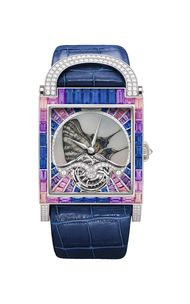 Ladies' watches: fluttering butterfly dials new for 2015