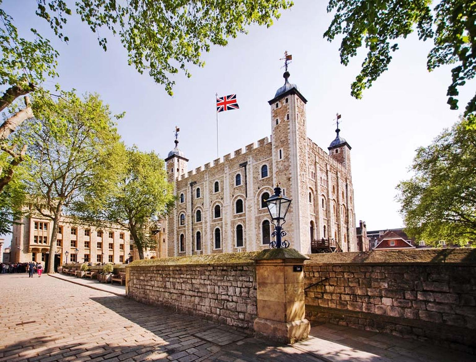 Christie's Jewels of London Tour, which includes a private viewing of the Crown Jewels at the Tower of London, costs from £3,400 per person and includes overnight stays, local group transportation and most meals.