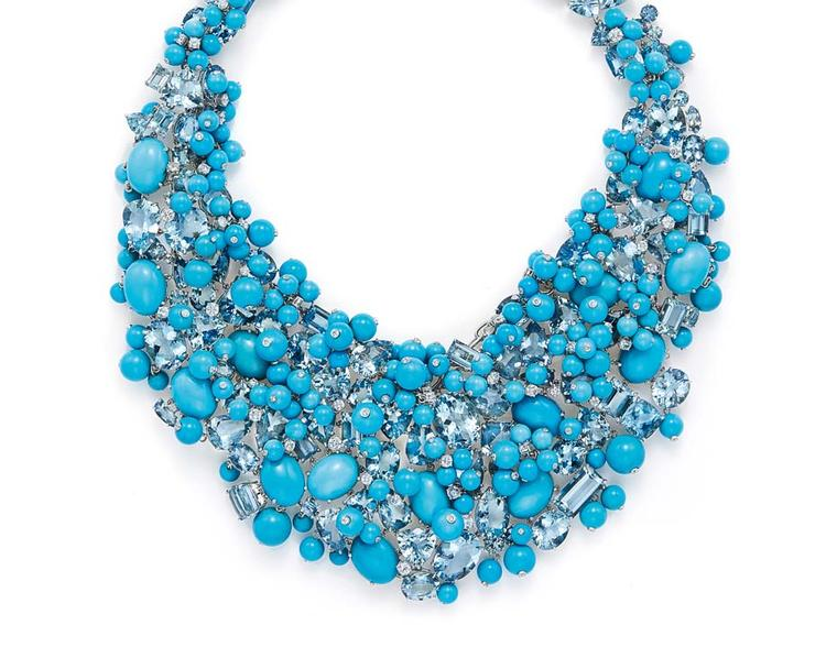 Into the blue: turquoise jewellery takes centre stage