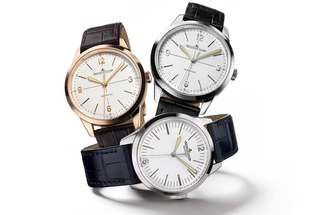In 1958, to celebrate the first International Geophysical Year, Jaeger-LeCoultre created the Geophysic chronometer, embodying the scientific knowledge of the time. A high-precision instrument, the watch was designed to resist magnetic fields, shock and im