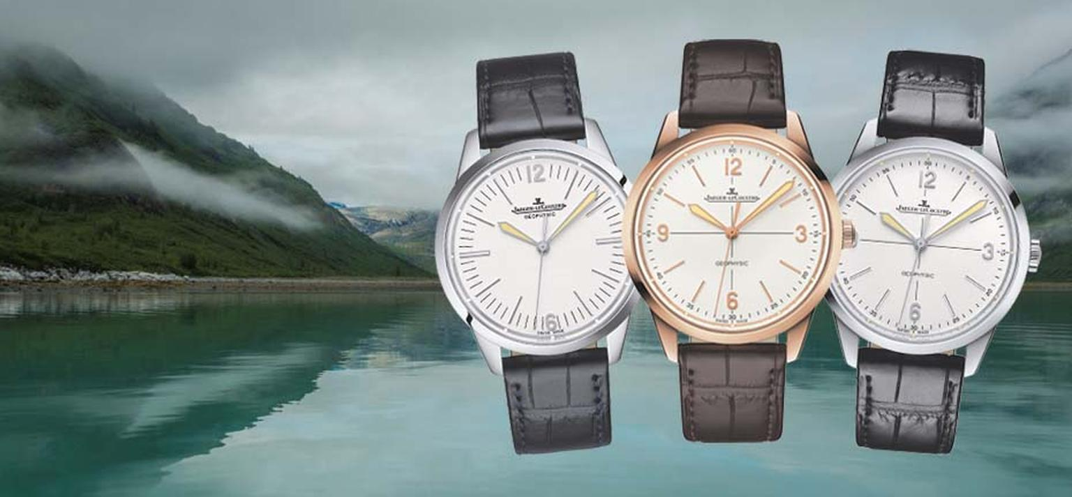 Glacier Bay National Park and Preserve in Alaska is one of UNESCO's 46 World Heritage Marine sites, sheltering some of the last glaciers on our planet. Since 2008, Jaeger-LeCoultre watches has been supporting UNESCO's marine treasures for future generatio