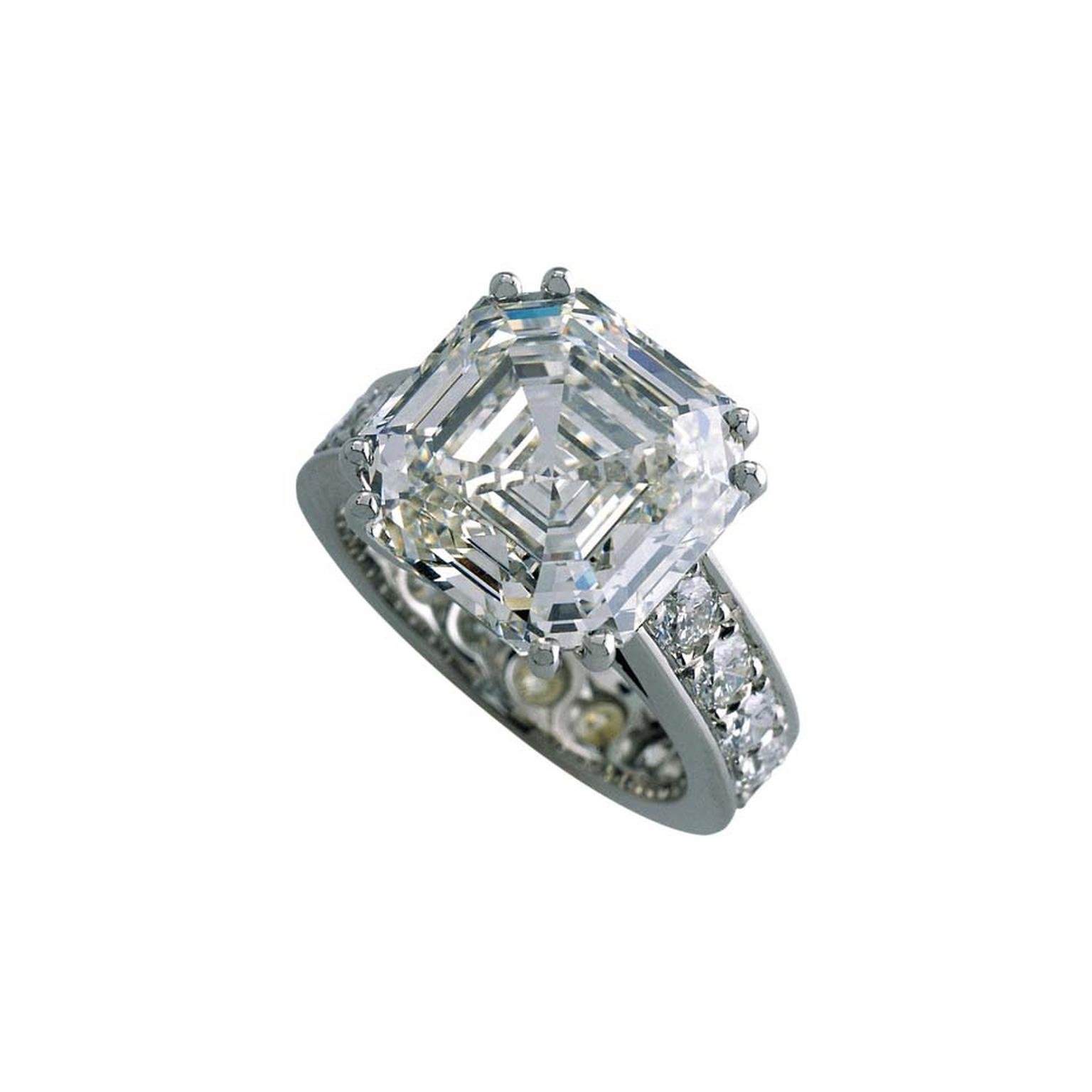 ring crossover one collection platinum diamond goldsmiths rings set piece wedding mccaul