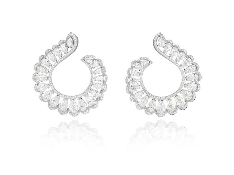 Chopard earrings in Fairmined gold