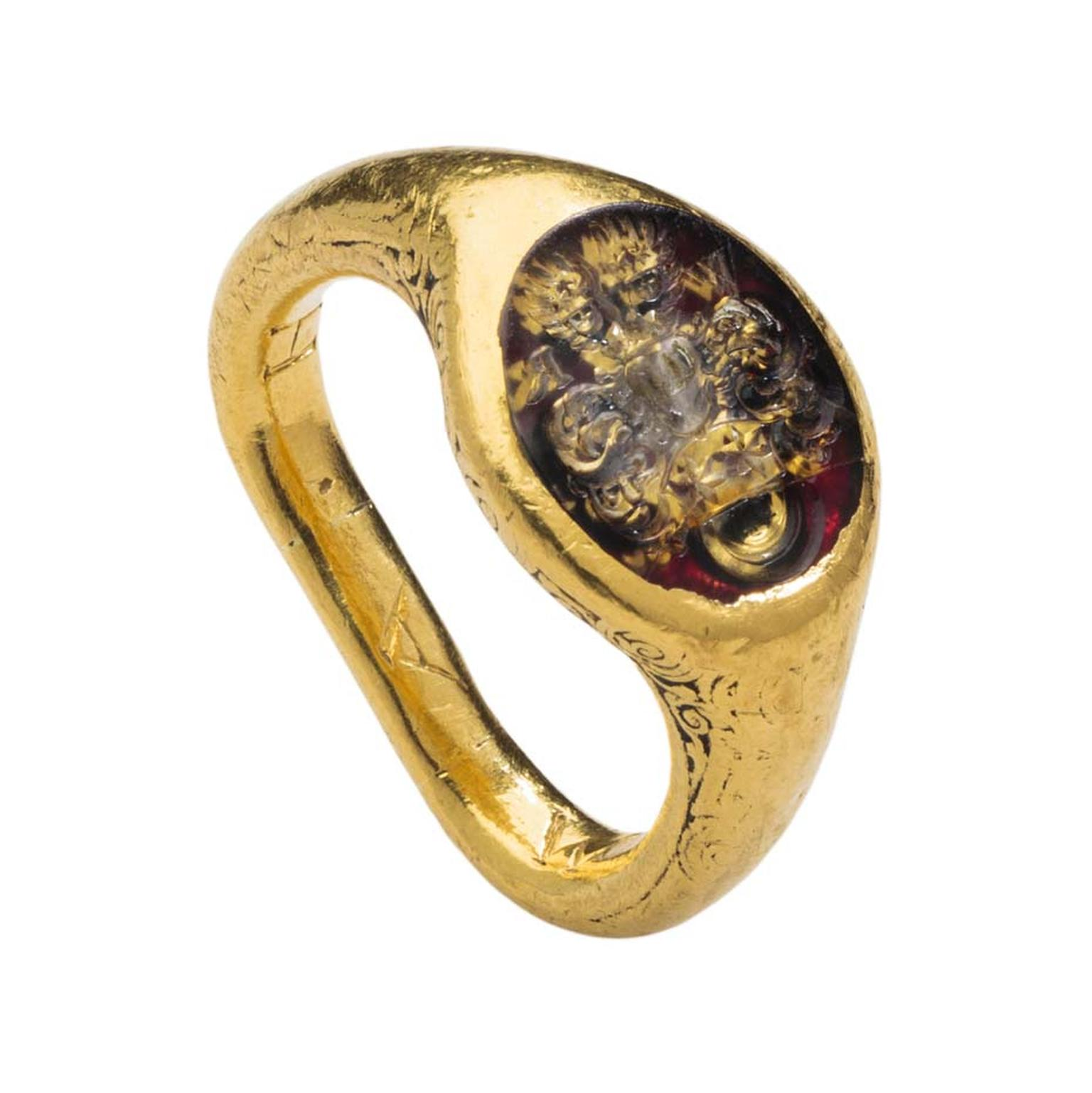 Treasures and Talismans Exhibition_Intaglio Signet Ring side.jpg