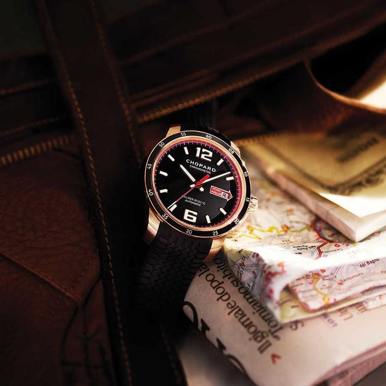 Chopard watches: revving the engine of the Mille Miglia collection with new GTS for 2015 models