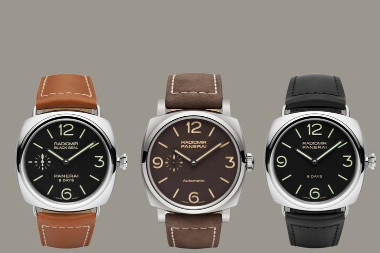 Panerai watches: an injection of fuel and titanium power the latest Radiomir and Luminor models