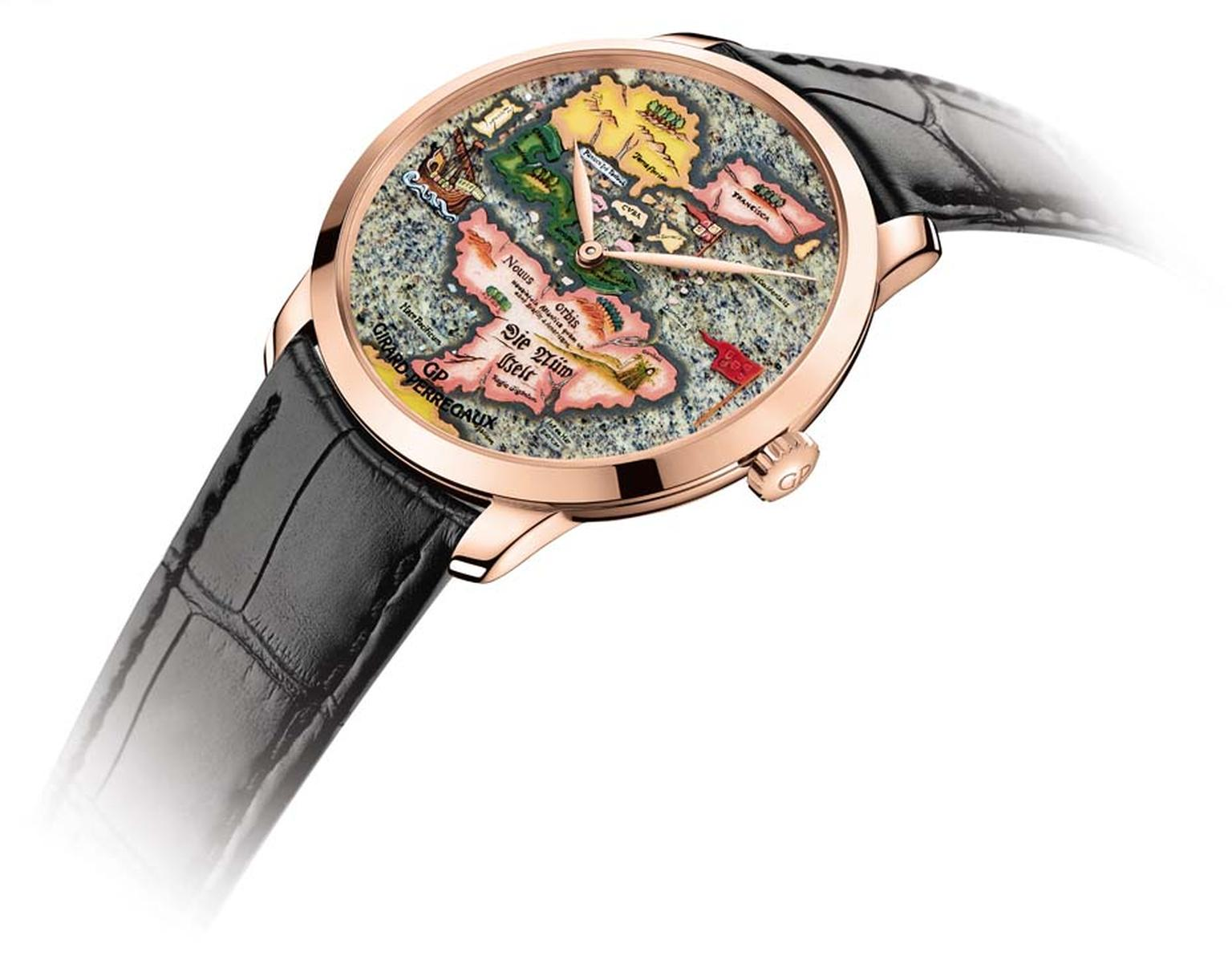 Girard Perregaux Map watches_New World watch_Front.jpg