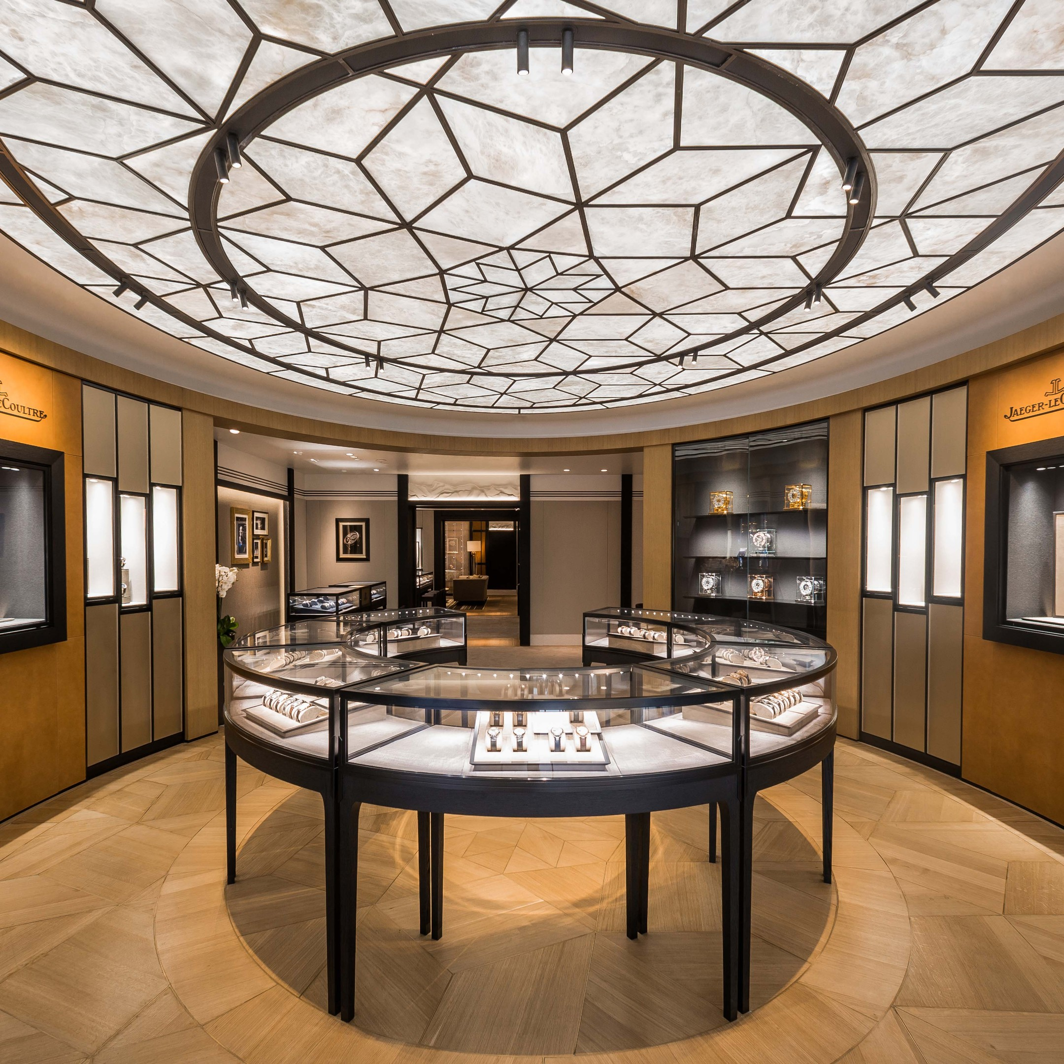 The arrival of Jaeger-LeCoultre's flagship store on London's Old Bond Street confirms Mayfair's status as a global Mecca for lovers of luxury watches.