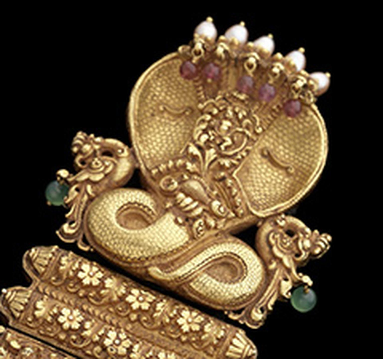Bonhams Indian Temple jewels HP