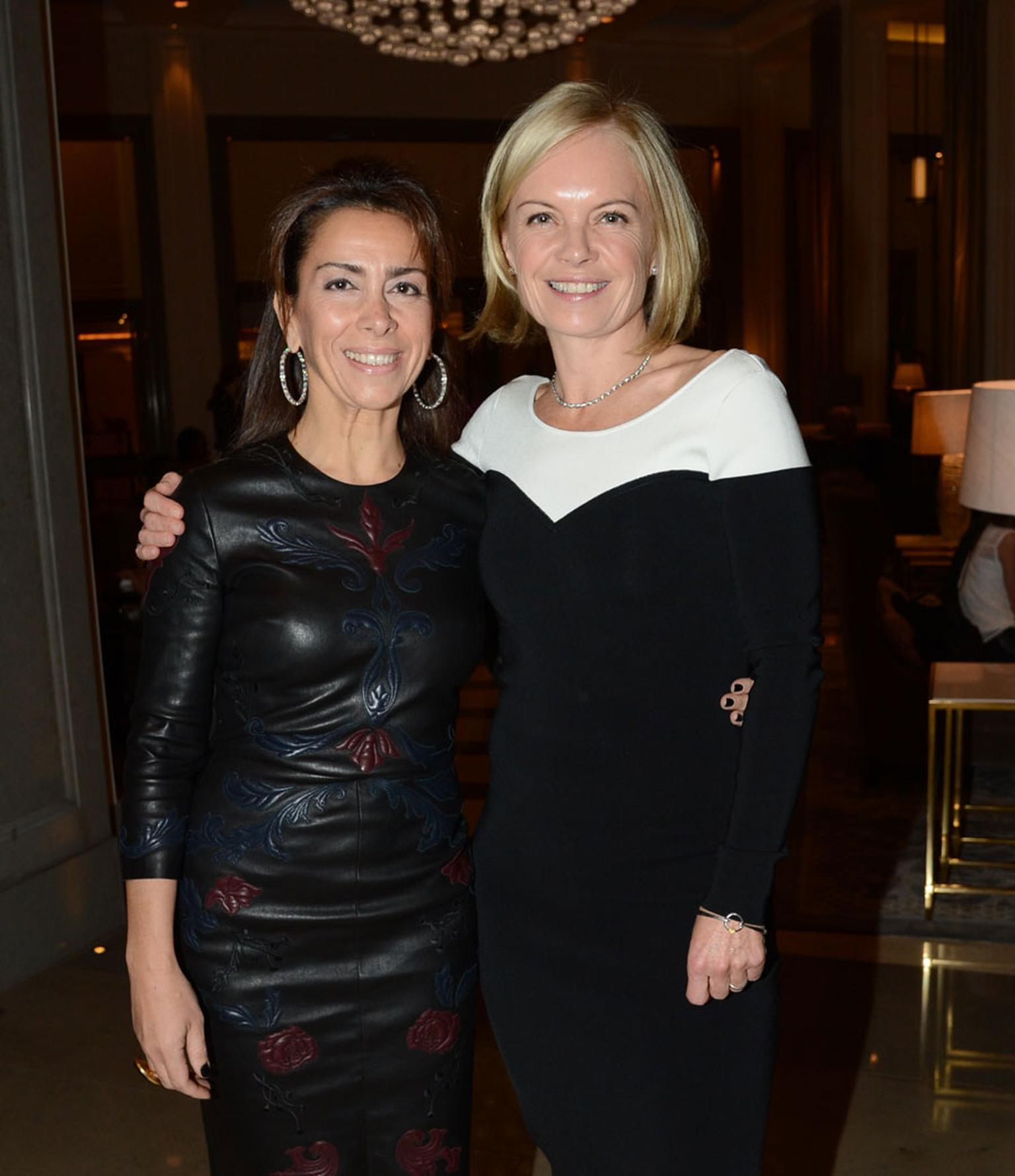 Boodles-GREAT-bangle-Mariella-Frostrup-Karen-Ruimy-charity-founders