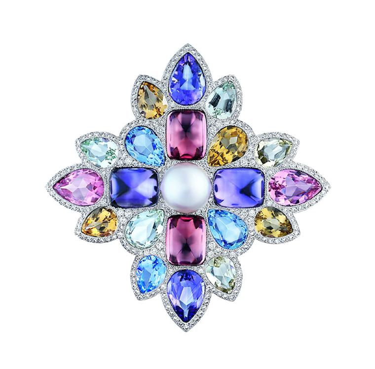Chanel San Marco brooch