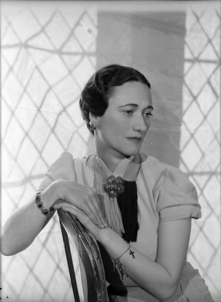 Duchess of Windsor by Cecil Beaton 1937