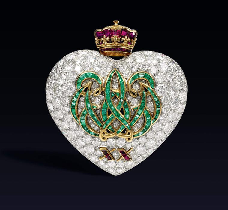 Lot 15 20th Anniversary Brooch