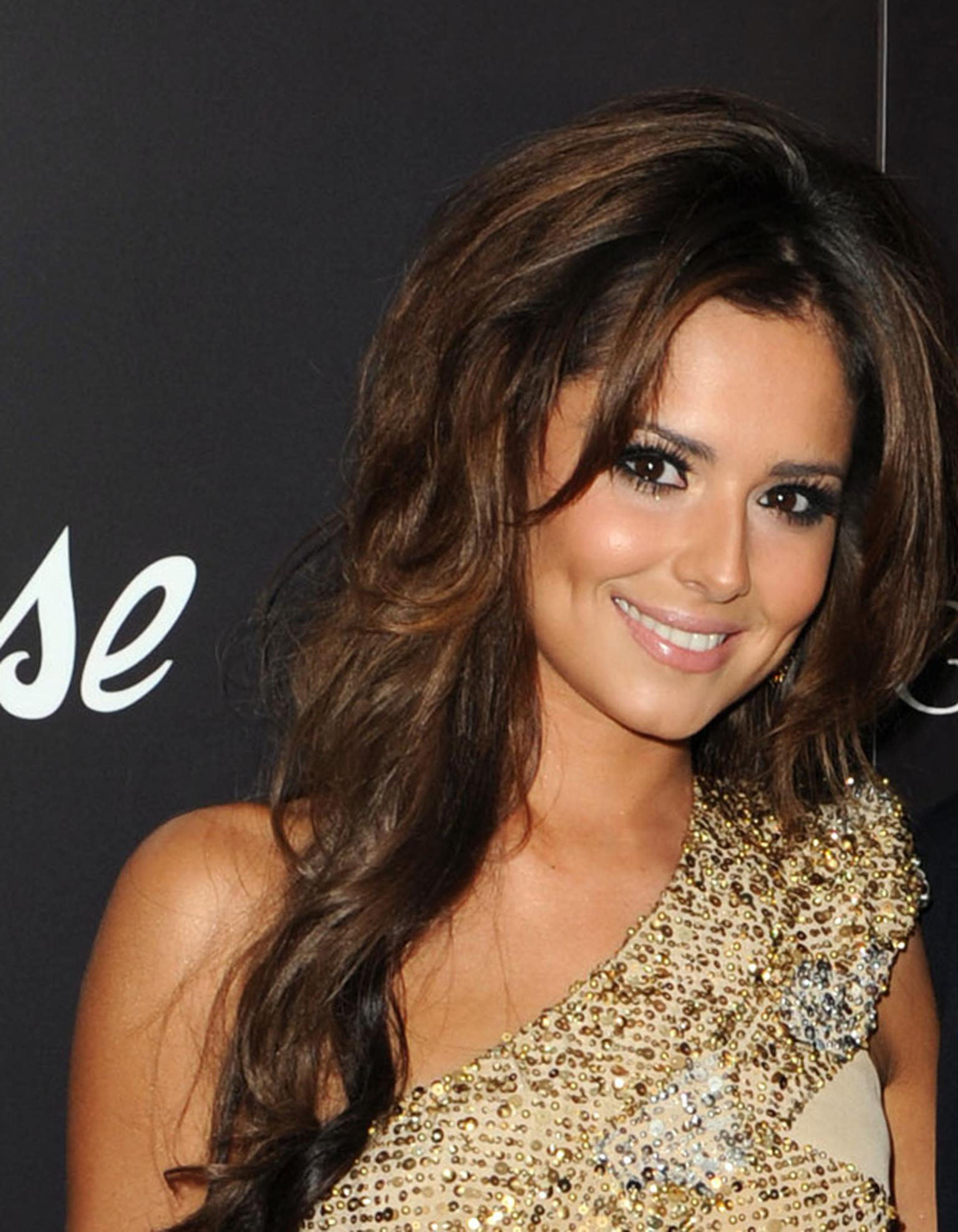 Cheryl Cole at  launch of Promise ring
