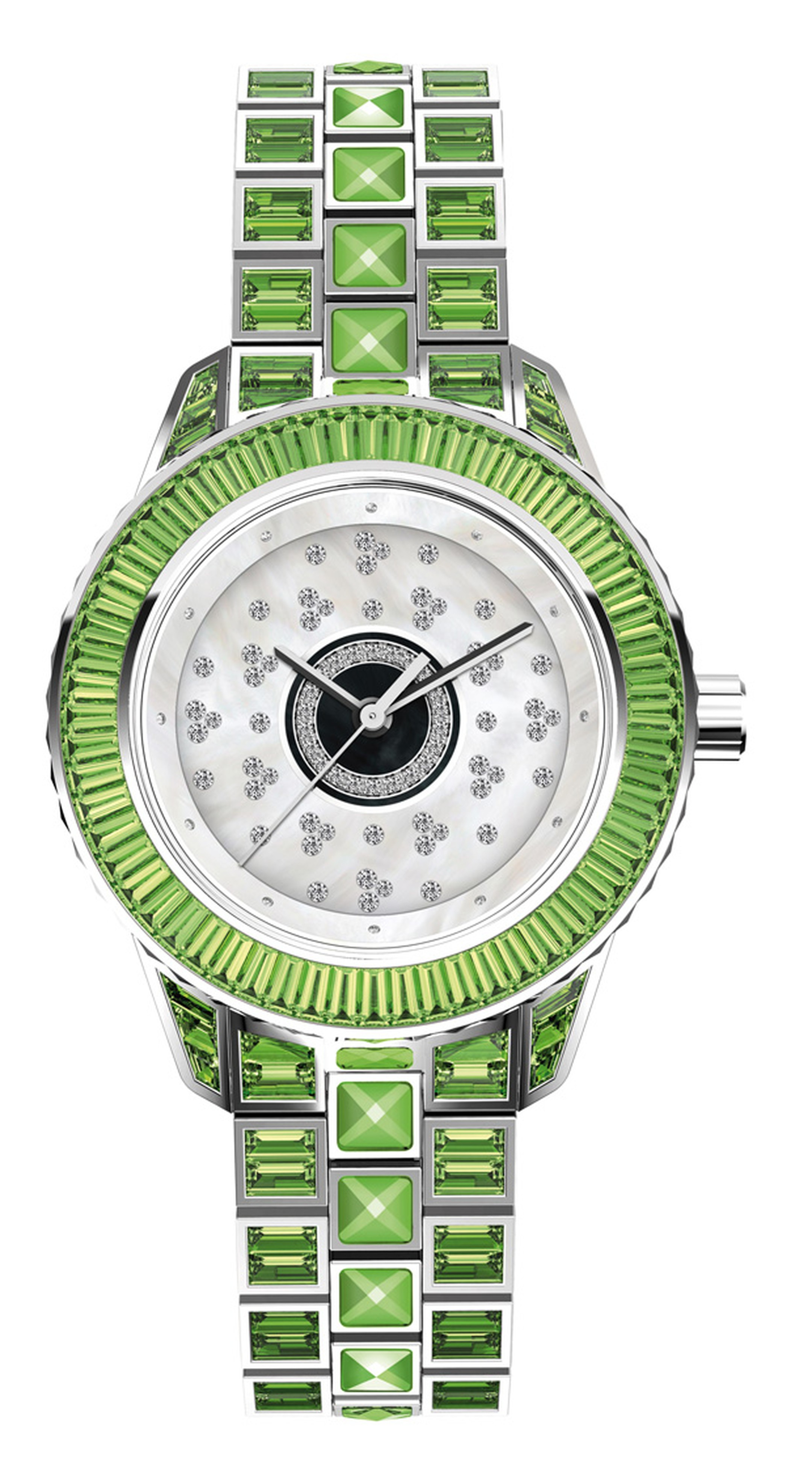 Dior Christal Haute Couture Passage watch