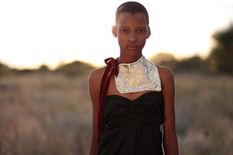 Sabine Roemer and Anna Haber's Jewels of the Kalahari photo Boo George