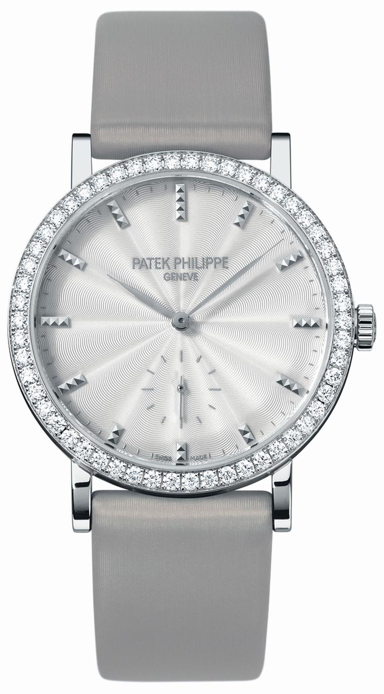 Patek Philippe 7120G women's watch