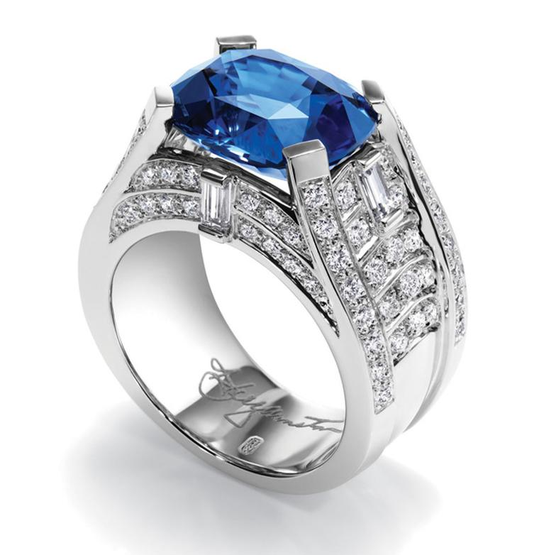 Harry WInston Bridge ring