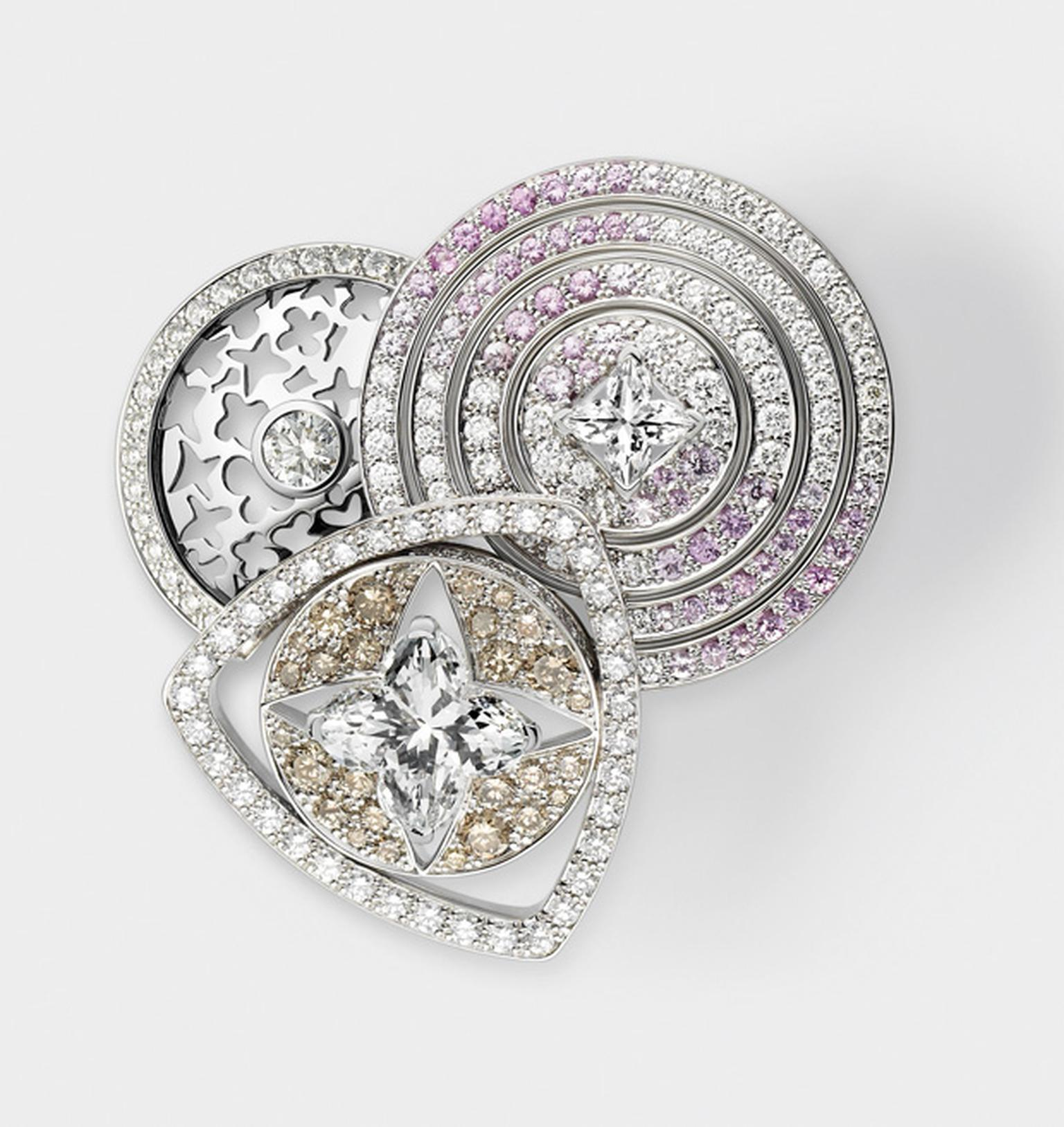 Louis Vuitton L'Ame du Voyage diamond ring