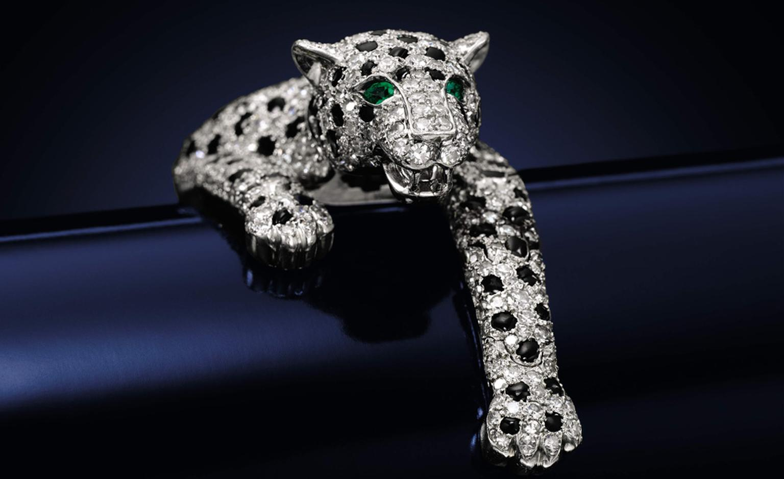 Lot 19 Cartier Panther Bracelet