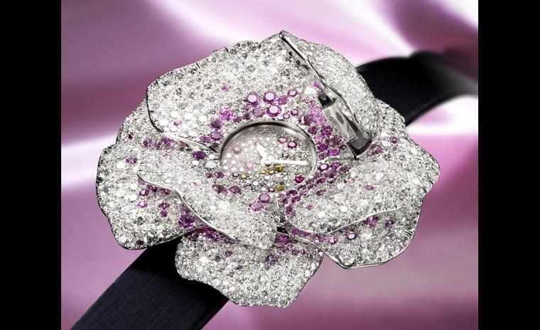 Jaeger-LeCoultre La Rose jewellery watch