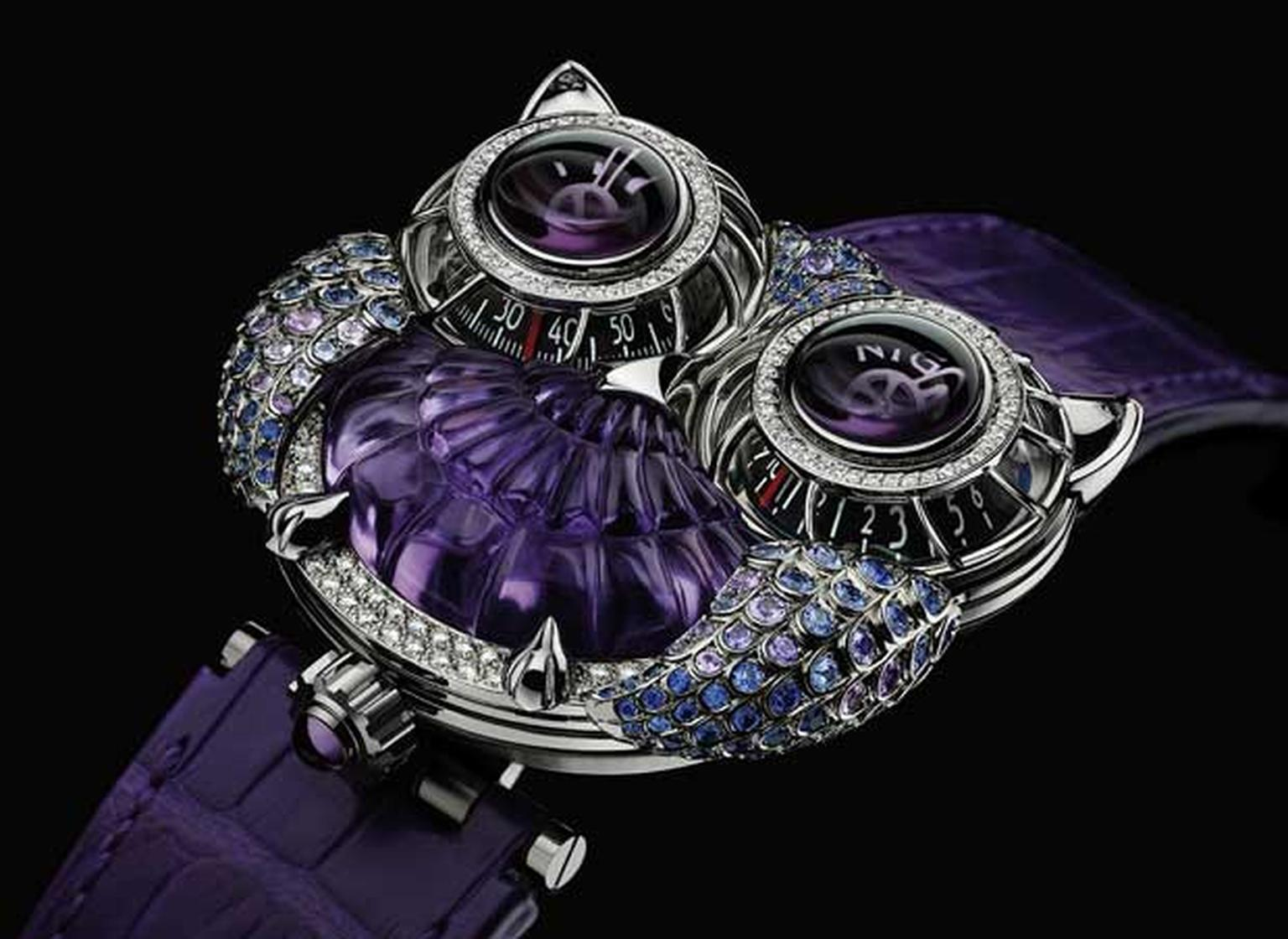 JWLRYMACHINE: a collaboration with Boucheron and Max Büsser's MB&F